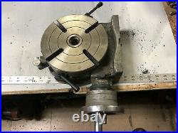 MACHINIST TOOLS LATHE MILL Machinist 8 Vertical and Horizontal Rotary Table BsM