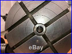 NEWS / Yuasa 10 Horizontal / Vertical Rotary Table, 4.5 Table Height, 6.5 Ctr