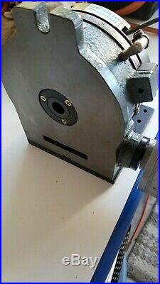 NEW! YUASA 550-046 6in Horizontal Vertical ROTARY TABLE