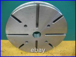 New11 Moore Horizontal-vertical T-slot Rotary Table Table Only