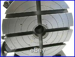 News Yuasa 10 Horizontal / Vertical Rotary Table