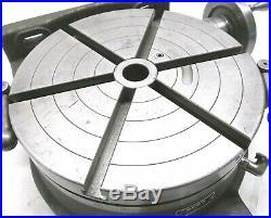 News Yuasa 12 Horizontal / Vertical Rotary Table