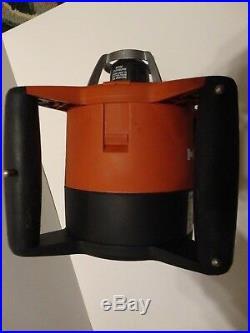 Nice Hilti Pri2 Rotary Laser Setup Interior Exterior Pri 2 Horizontal Vertical 2