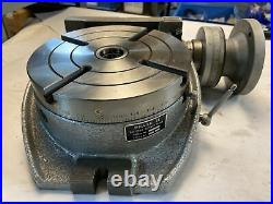 Phase II 220-006 6 Vertical Horizontal Rotary Table NOS