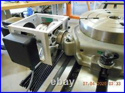 Phase II 8 CNC Rotary Table