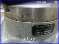 Phase II Model 221-306 Veritical / Horizontal Precision Rotary Table. 6