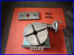 Picador rotary milling table 5 Horizontal Vertical H11PX767