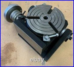 Rdgtools Shop Soiled 150mm 6 Rotary Table Tilting Hv6