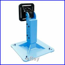Rotary Table Horizontal Vertical 0-90 Pedestal 330/660 LBS Weld Positioner