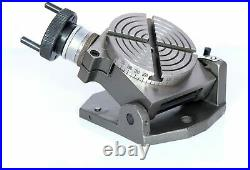 Rotary Table for Lathe Machine Tool