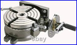 Rotary table 6 4 Slot With Dividing Plate set & Tailstock Horizontal & Vertica