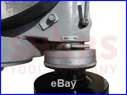 SHARS 8 Horizontal and Vertical ROTARY TABLE With 8 3 JAW CHUCK NEW $247.58 OFF