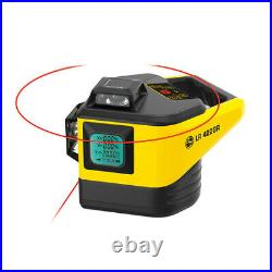 SITEPRO 27-LR422GR LR 422GR Dual Dial-in Grade Horizontal/Vertical Rotary Laser