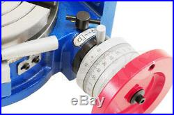 Shars 12 High Quality Horizontal Vertical Rotary Table + Cert. New Save $402.69