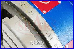 Shars 12 High Quality Horizontal Vertical Rotary Table + Certification New