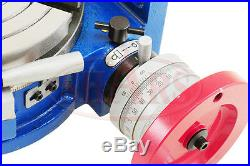 Shars 14 High Quality Horizontal and Vertical Rotary Table + Certification New