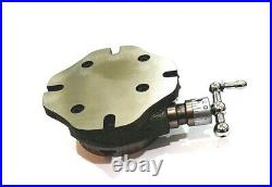 Small Watchmaker 2-3/4 (2.75 Inch) Rotary Table for Milling Operation Machine