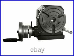 Soba 4 Horizontal and Vertical Rotary Table With 3 Slots