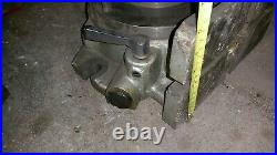 Super Spacer 8.5 360° vertical indexer rotary indexing machinist tool fixture