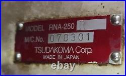 TSUDAKOMA RNA-250R 10'' Rotary Table