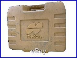 Topcon RL-H4C Vertical & Horizontal Long Range Leveling Rotary Laser