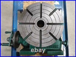 Troyke 12 Rotary Table, Vert / Horizontal
