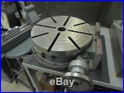 Troyke 15 Horizontal/vertical Rotary Table
