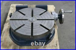Troyke U-15 15 Horizontal / Vertical Rotary Table