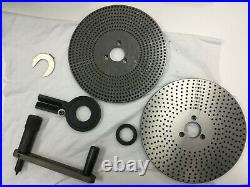 USED-Dividing Plate for 8 Horizontal/Vertical Precision Rotary Table