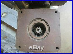 USED Troyke 12 Vertical Horizontal Rotary Table for 4th Axis CNC Machine (DP)