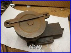 Universal Vise & Tool Rotary Table Horizontal & Vertical MACHINIST VISE