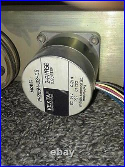 Used Aluminum Rotary Axis Module For Laser Ingraving Machine. Or Could Make