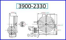 Vertex 10 Horizontal/vertical Rotary Table (3900-2330)