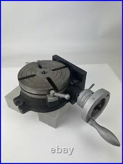Vertex 150mm 6 Vertical/Horizontal Rotary Table