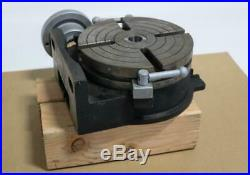 Vertex 8 Horizontal and Vertical Rotary Table