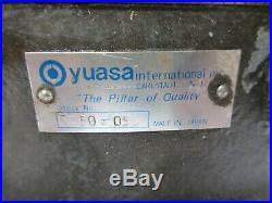 YUASA 12 Rotary Table Horizontal & Vertical Mounting JAPAN