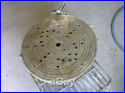 Yuasa 10 550-050 horizontal vertical rotary table plus top plate