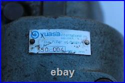 Yuasa #550-004, 5c Horizontal/Vertical Collet Indexer, Fixture/Index/Rotary